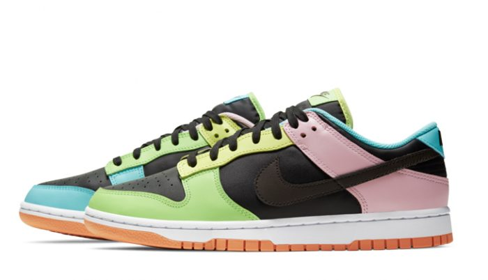 Dónde comprar Nike Dunk Low FREE.99