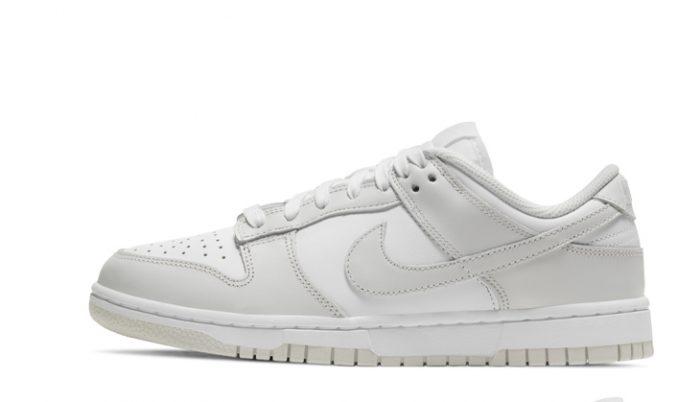Nike Dunk Low Photon Dust Grey