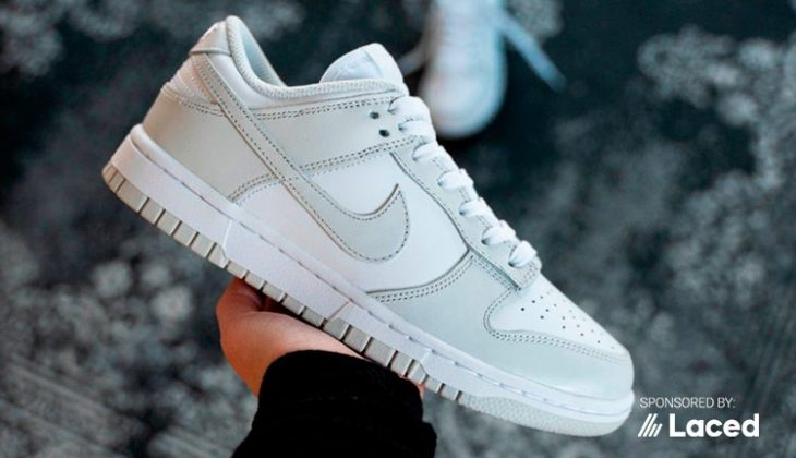 Buscas sneakers blancas? mira estas de Laced por menos de 200 euros…