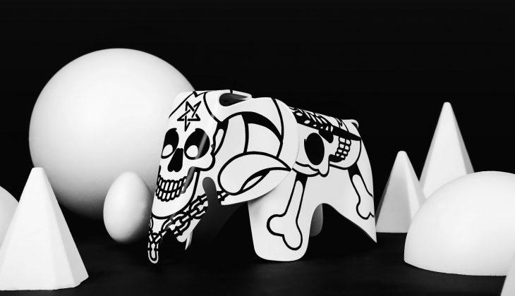 Consuela Store y Bnomio se juntan para subastar un Art Toy de Vitra