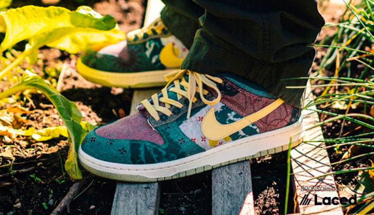 Estas son las sneakers de Laced que no sabías que eran sostenibles…