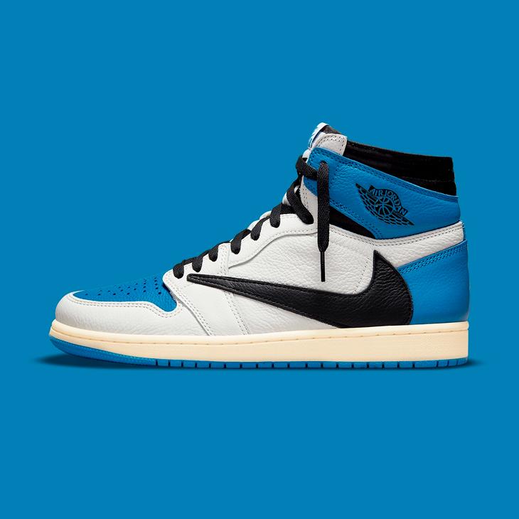 Travis Scott x Fragment x Air Jordan 1 High