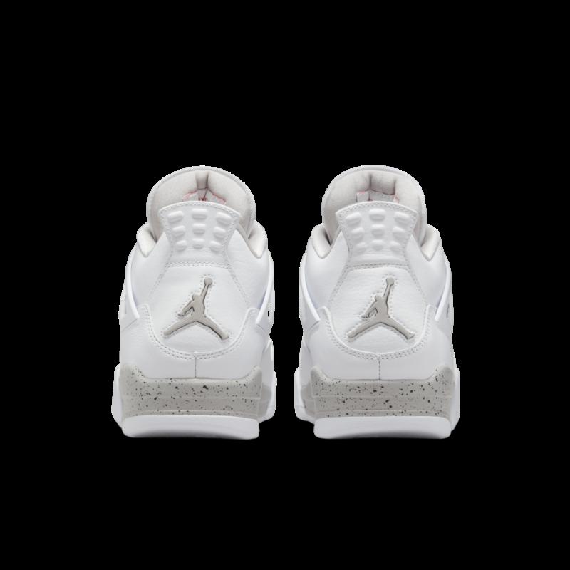 Air Jordan 4 Tech White Oreo
