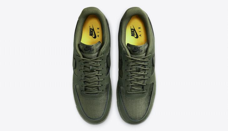 Nike Air Force 1 Cordura Cargo Khaki
