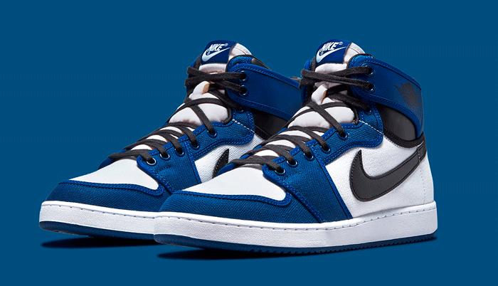 Las Nike Air Jordan 1 KO Storm Blue son tu próximo cop…