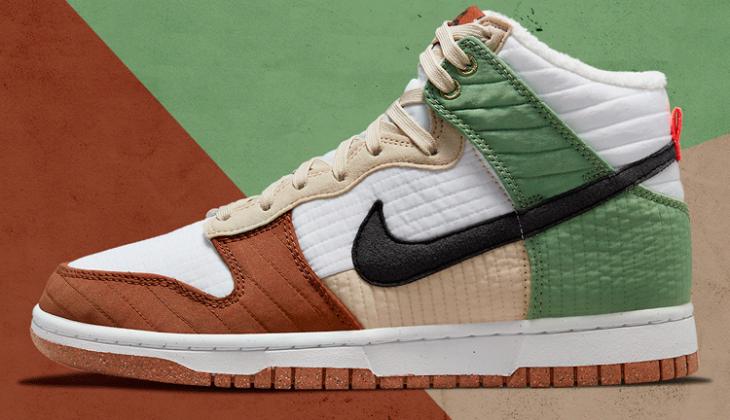 Ya hay imágenes oficiales de las Nike Dunk High LX Toasty…