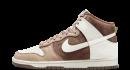 Nike Dunk High Light Chocolate