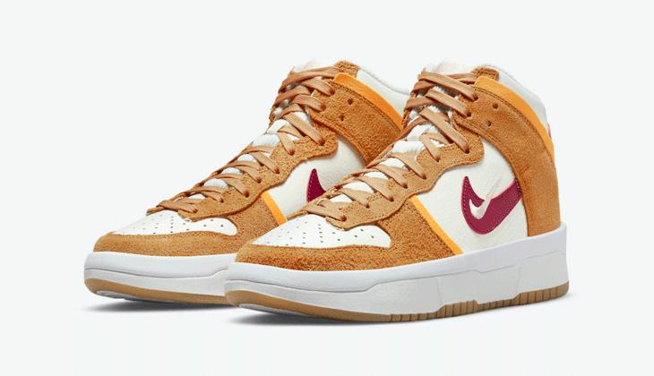 La Nike Dunk High Rebel: inspiración Mars Yard…