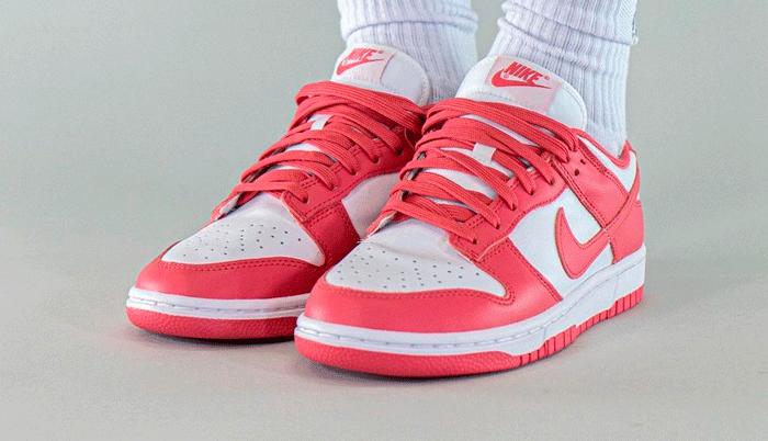 Nike Dunk Low Archeo Pink: otro colorway de ensueño sobre unas Dunk