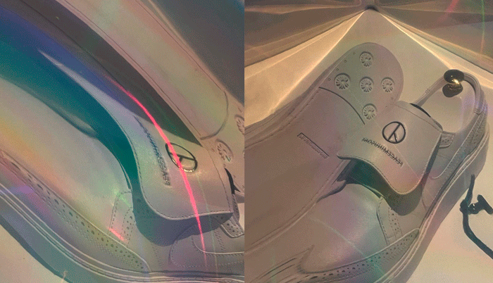 PEACEMINUSONE x Nike Wingtip