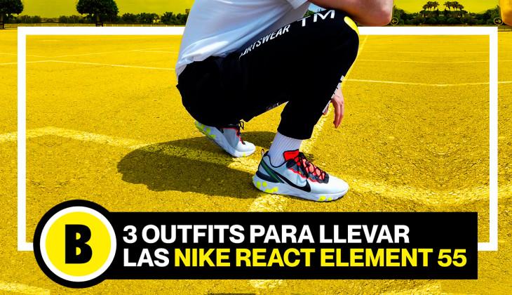 Backseries TV: Cómo llevar las Nike React Element 55!