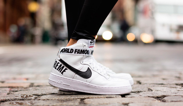 5 Nike Air Force 1 para comprarte ya!