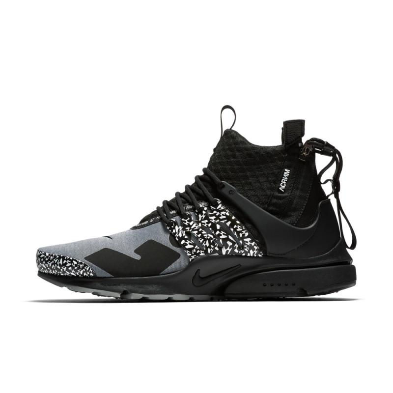 ACRONYM x Nike Air Presto Mid Cool Grey