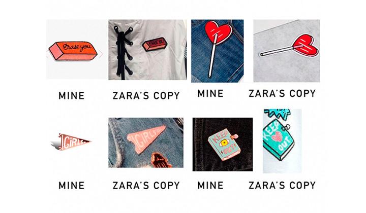 Acusan a Zara de plagio y ya van unas cuantas…