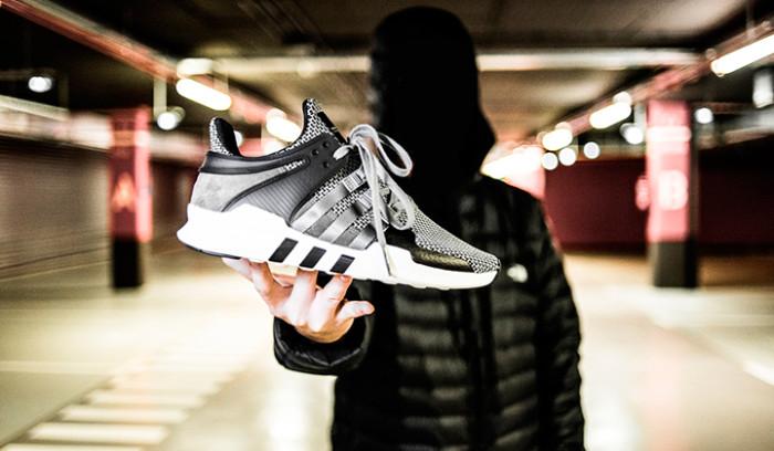Adidas EQT Support ADV, en nuestro poder...