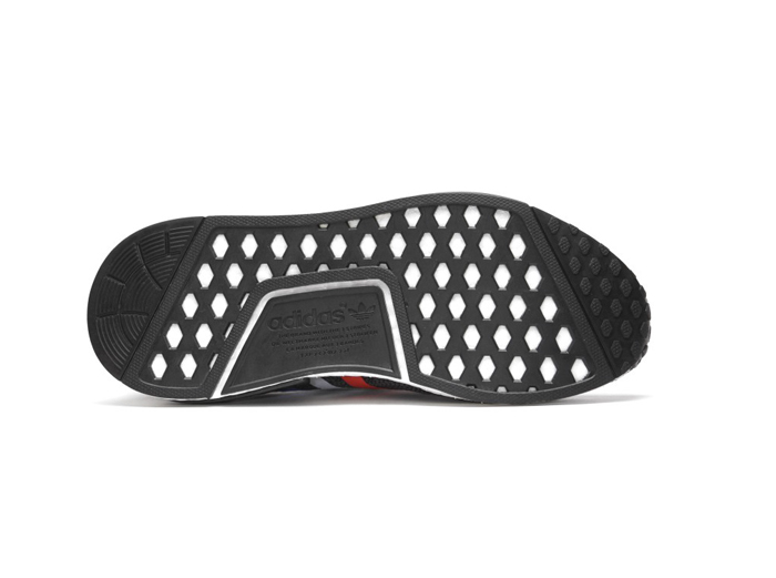 Adidas NMD PK «Tricolore Black»