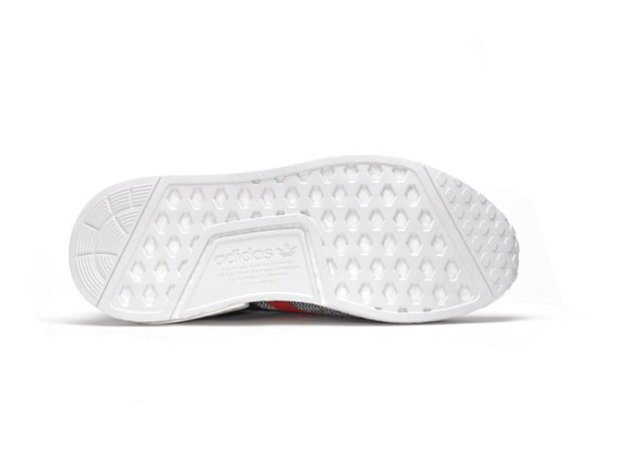 Adidas NMD PK «Tricolore White»