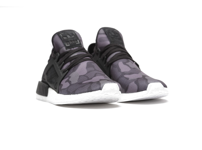 Adidas NMD XR1 «Camo Pack» Black