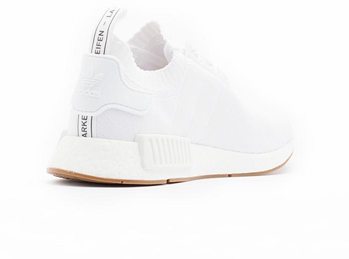 Adidas NMD_R1 PK «White/Gum»