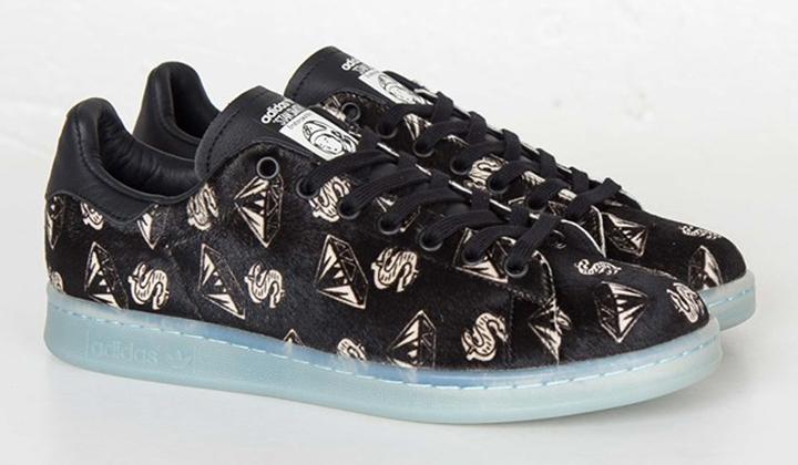 Adidas Stan Smith Negras Y Blancas