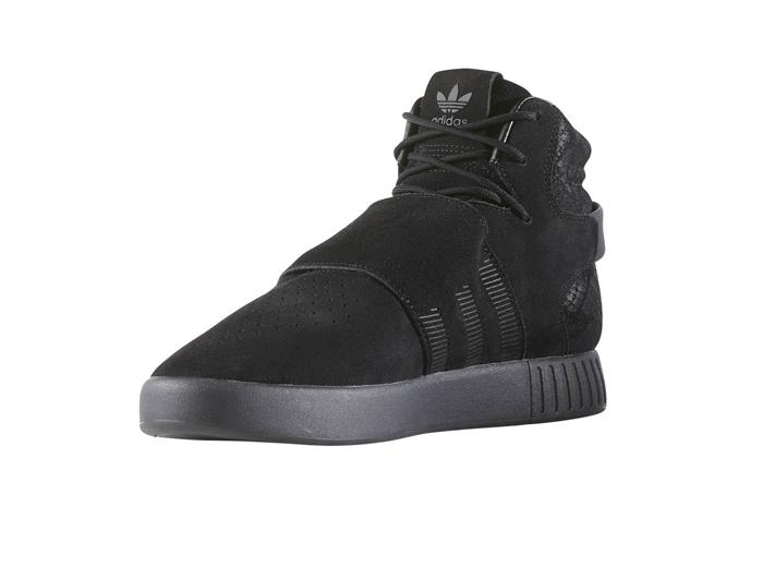 "Adidas Tubular Invader Strap ""Black Skin"""