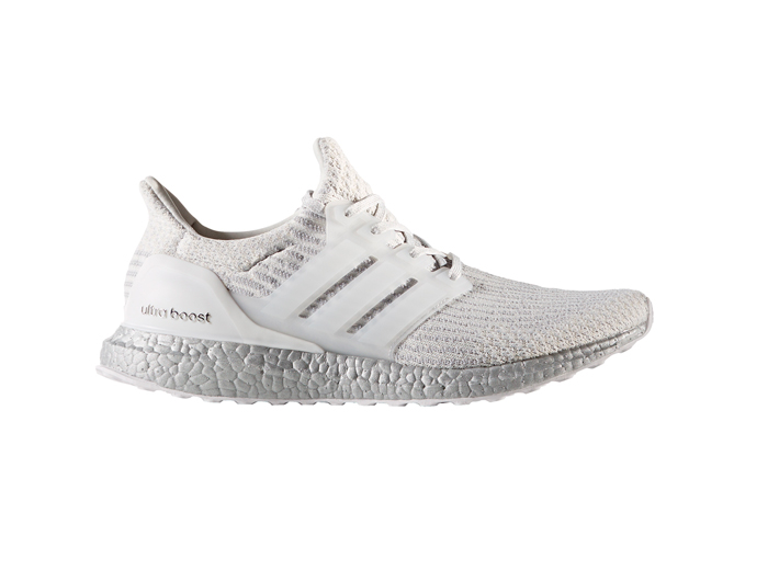 "Adidas Ultra Boost 3.0 ""Crystal White"""