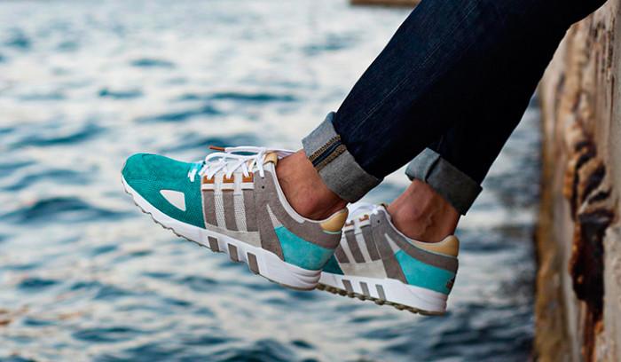 Adidas Consortium EQT Guidance 93 x Sneakers76