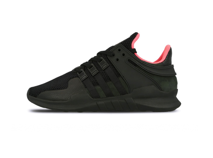 Adidas EQT Support ADV «Black Turbo Red»