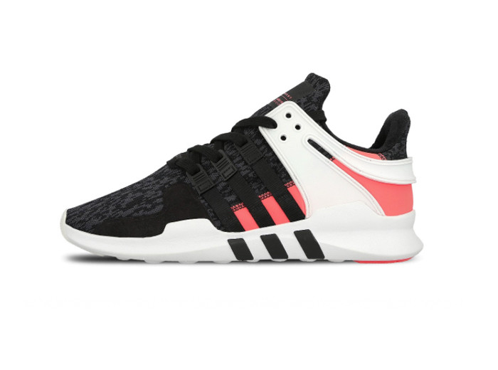 "Adidas EQT Support ADV ""Dark Grey Turbo Red"""