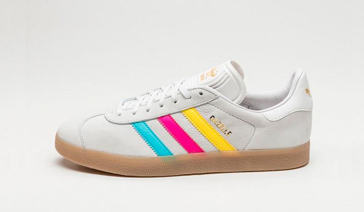Adidas Gazelle «Color Stripe» Pack