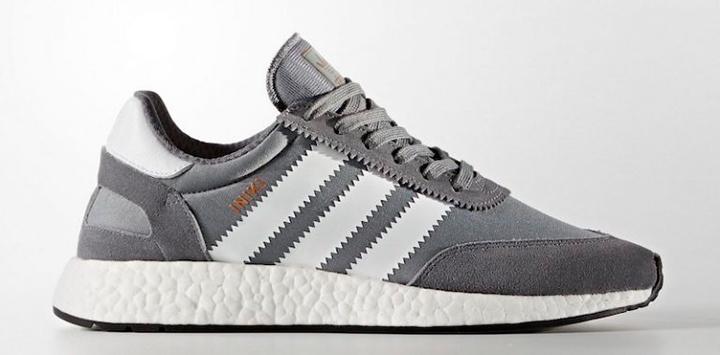 Bienvenidas Adidas Iniki Runner Boost grey
