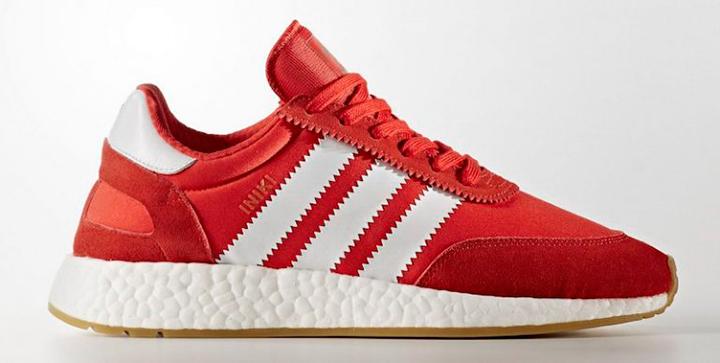 Bienvenidas Adidas Iniki Runner Boost red