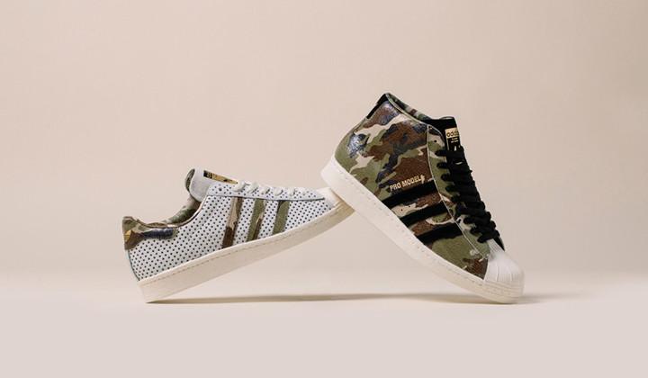 """Adidas x DJ Clark Kent x Russ Bengtson """"Quickstrike Pack"""""""
