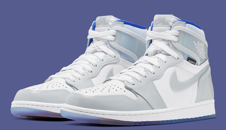 Air Jordan 1 High Zoom «Racer Blue», Las Dior x Air Jordan de los mortales