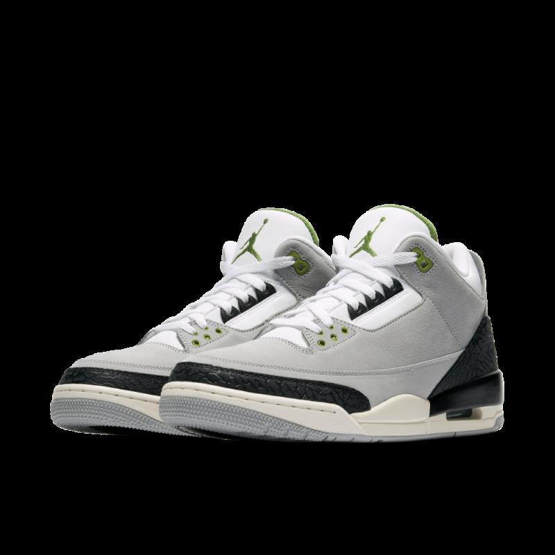 Air Jordan 3 Clorophyll