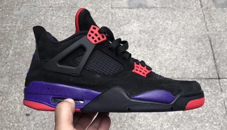 """Nike Air Jordan IV """"Raptors"""""""