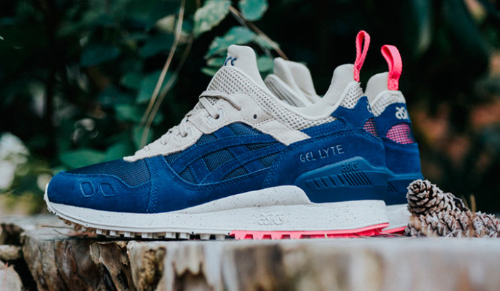 Asics Gel Lyte III India Ink