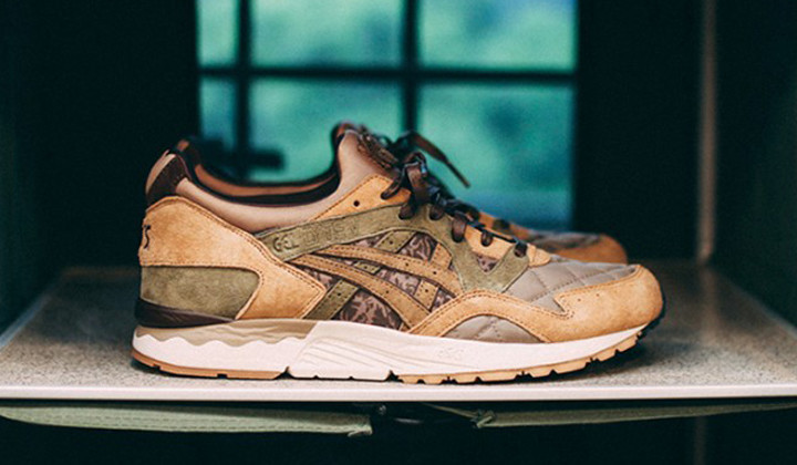 SBTG x Kicks Lab x Asics