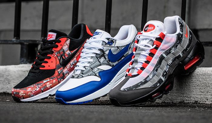 Dónde Comprar las Nike Air Max x Atmos We Love Nike Pack ?