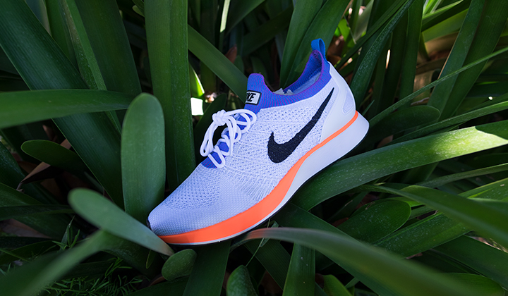 Backseries Nike Air Zoom Mariah Flyknit racer orange zapatillas