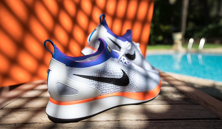 Backseries Nike Air Zoom Mariah Flyknit racer orange