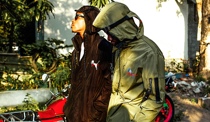 Se respira streetwear en Puma x Trapstar