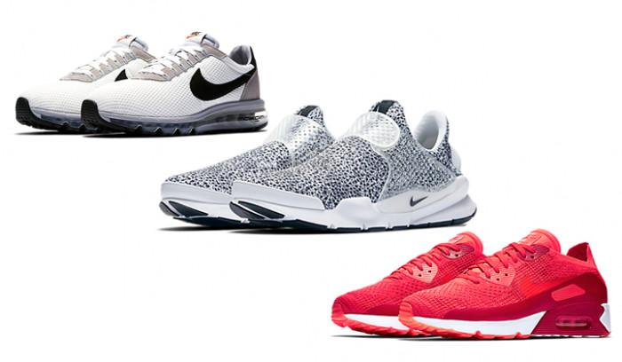 Top 3 Novedades en Nike Store II