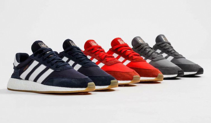 Las Adidas Iniki están disponibles en Backside