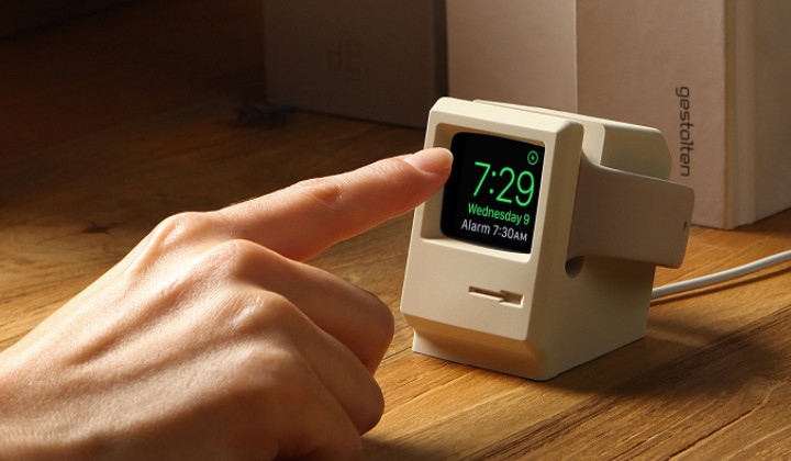 Convierte tu Apple Watch en un ordenador Mac Retro