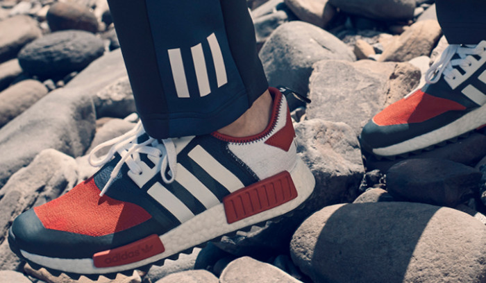 La colección de White Mountaineering para Adidas