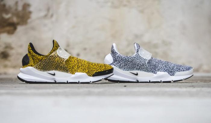 Las nuevas Nike Sock Dart Safari