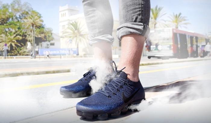Las mejores Nike para combatir el calor de la ciudad...