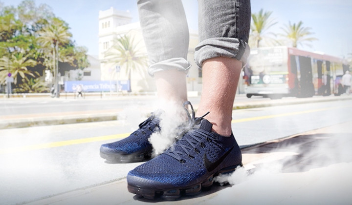 Las mejores Nike para combatir el calor de la ciudad…