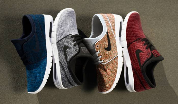 Nuevos colores para las Nike Janoski Max Knit